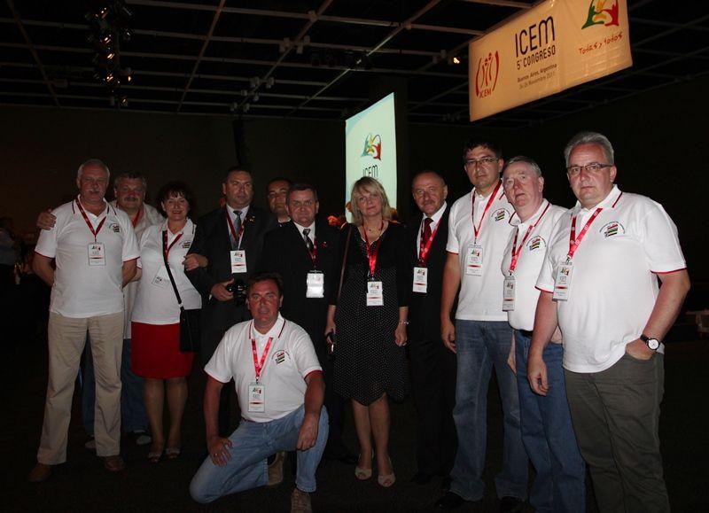 21 30 12 2011 Buenos Aires Kongres ICEM